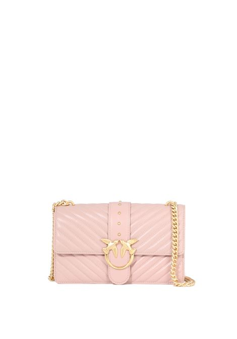 BORSA LOVE CLASSIC ICON V QUILT ROSA PINKO | Borse | LOVECLASSICICONVQUILT3CL 1P22BTY7FYO81