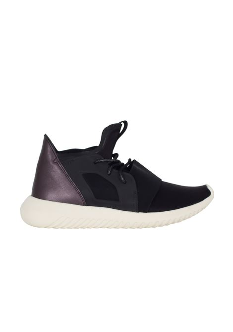 SNEAKERS TUBULAR DEFIANT  IN TESSUTO ADIDAS | Sneakers | S75896BLACK