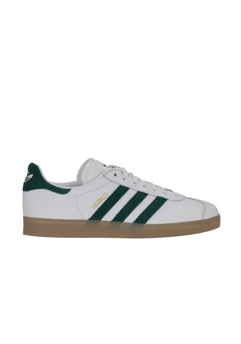 SNEAKERS GAZZELLE IN PELLE ADIDAS | Sneakers | S76226WHITE