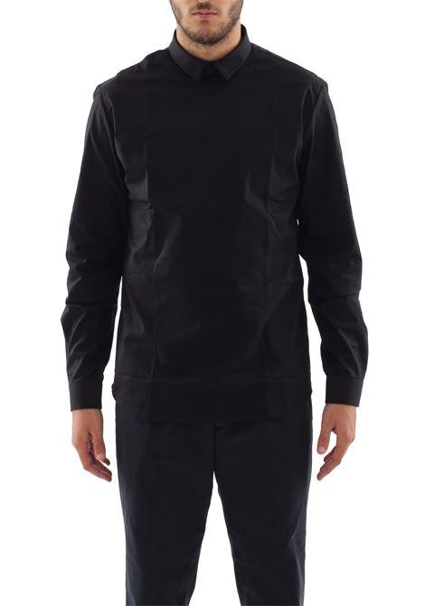 CAMICIA IN COTONE DANIELE ALESSANDRINI | Shirts | C6408R115136051