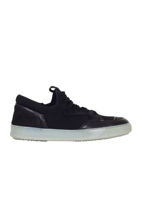 SNEAKERS IN NEOPRENE E PELLE BB BRUNO BORDESE | Sneakers | A007NNNNNERO