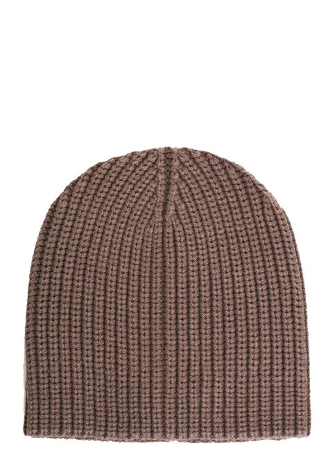 BROWN WOOL HAT ELEVENTY | Hats | 979CAP010MAG2201003