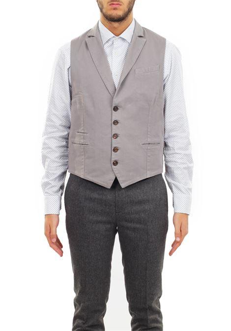GILET IN COTONE ELEVENTY | Waistcoats | 979GL0015PAN2100206
