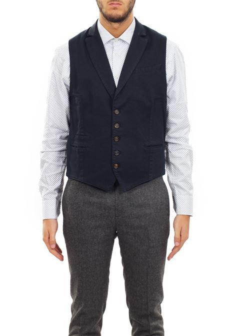 GILET IN COTONE ELEVENTY | Waistcoats | 979GL0015PAN2100211