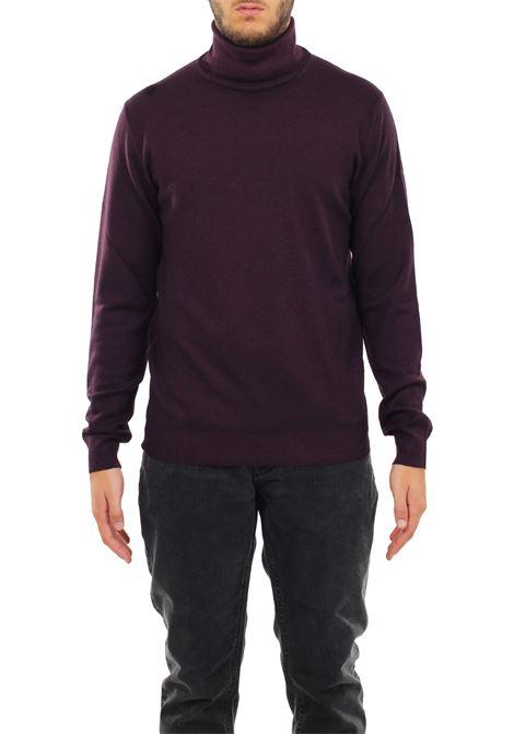 MAGLIA COLLO ALTO IN LANA ETRO | Sweaters | 1M5079504300