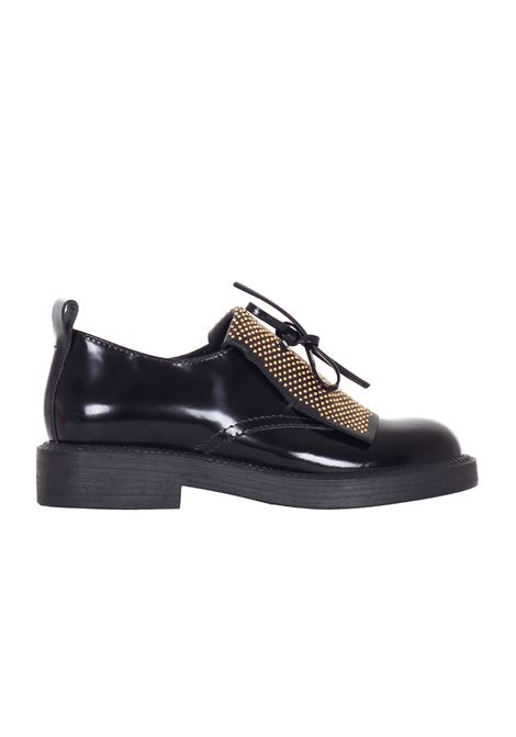 MOCASSINO IN PELLE GREYMER | Shoes | 500020NERO