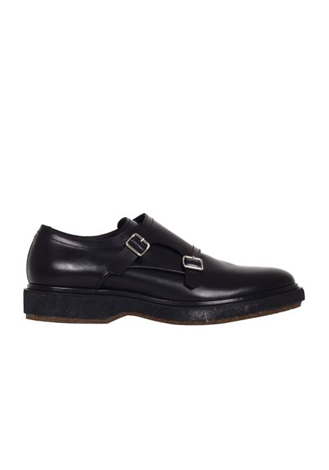 SCARPA IN PELLE HENDERSON BARACCO | Shoes | 55201NERO