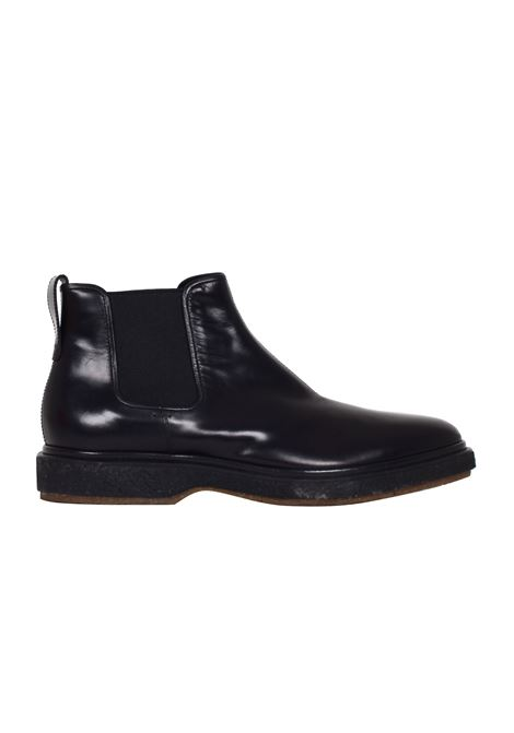 STIVALETTO IN PELLE HENDERSON BARACCO | Shoes | 55506NERO