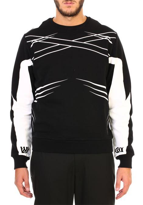 FELPA LES HOMMES | Sweatshirts | URB850PUB854A9001