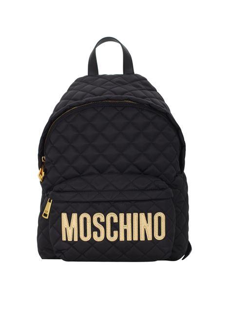 ZAINO IN TESSUTO MOSCHINO | Backpacks | 76078201B2555