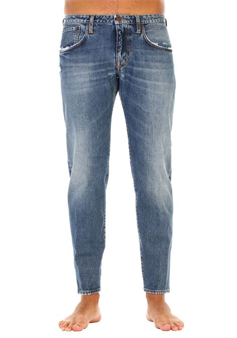 People jeans denim scuro PEOPLE | Jeans | M311300A211L2016CAM