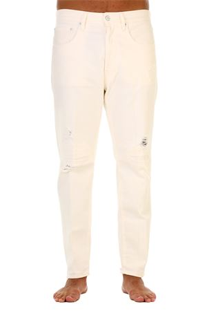 people jeans colore latte PEOPLE | Jeans | M351270A166E007