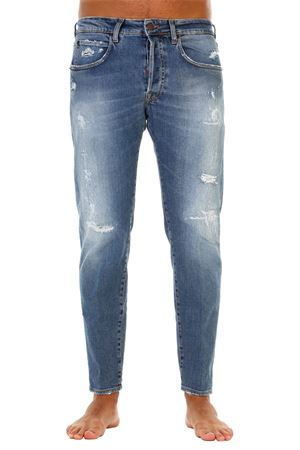 People jeans denim chiaro PEOPLE | Jeans | M3640A171L2013CAM