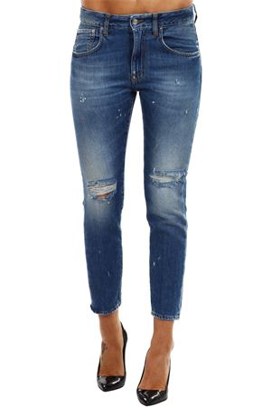 JEANS 'CARROT' IN COTONE PEOPLE | Jeans | W3080A179L2077JEANS