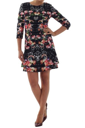 ABITO CORTO PRINTED/COL./NARR./EMBR. | Dress | AI16S1DR121013