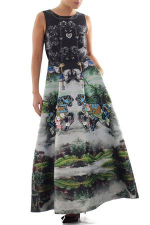 ABITO LUNGO PRINTED/COL./NARR./EMBR. | Dress | AI16S1DR133CR014