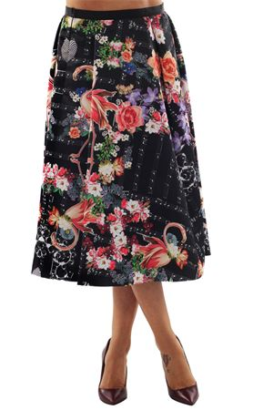 GONNA LONGUETTE PRINTED/COL./NARR./EMBR. | Skirts | AI16S1SK227013
