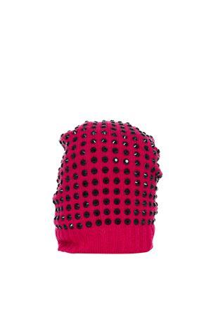 CAPPELLO IN LANA E CASHMERE REGINA   Cappelli   I60761FUXIA