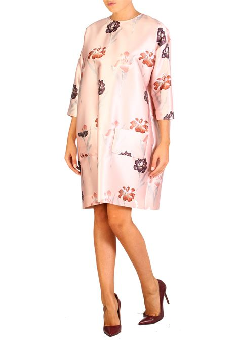 Rochas abito rosa ROCHAS | Dress | ROPI500232RI590230A275