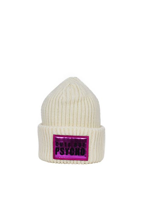 CAPPELLO 'CUTE BUT PSYCHO' SHOP*ART | Hats | 6995LATTE