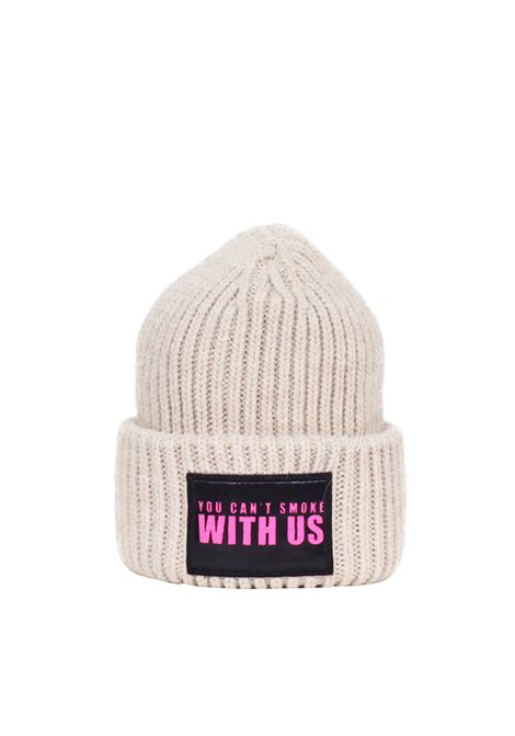 CAPPELLO 'YOU CAN'T SMOKE WITH US' SHOP*ART | Hats | 6998BEIGE