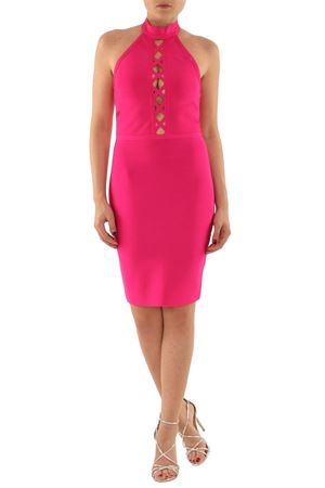 TUBE IN JERSEY WOW COUTURE | Dress | K5462FUXIA