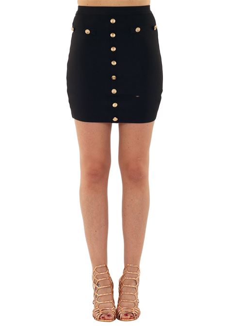 MINISKIRT STRETCH WOW COUTURE | Skirts | KB959NERO
