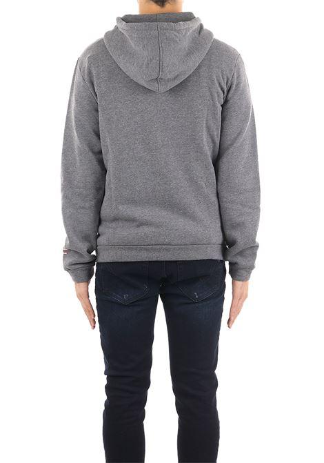 COTTON SWEATER DANIELE ALESSANDRINI | Sweatshirts | M6467E706370711