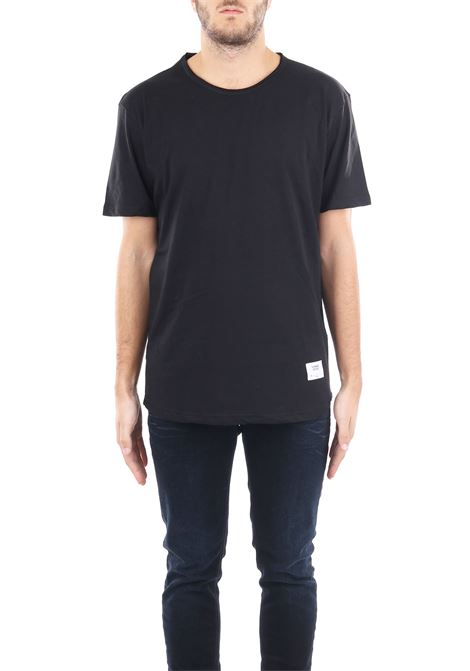 T-SHIRT IN COTONE DANIELE ALESSANDRINI | T-shirt | M90413707109