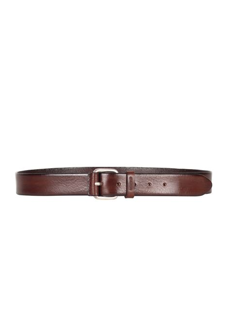 LEATHER BELT DONDUP | Belts | XC100Y311UXXXDUW17721