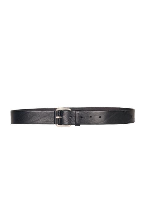 LEATHER BELT DONDUP | Belts | XC100Y311UXXXDUW17999