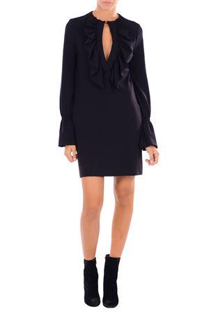 DRESS FABRIC DOU DOU | Dress | 1403041999