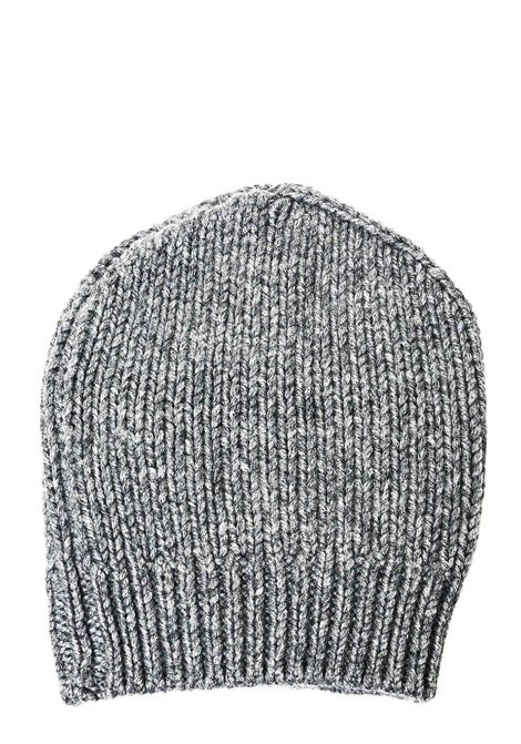 GRAY CASHMERE HAT ELEVENTY | Hats | 979CAP018CAP2400114