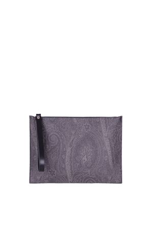 LEATHER POCHETTE ETRO | Clutches | 1H30982490001