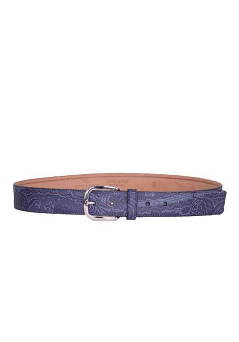 LEATHER BELT ETRO | Belts | 1H5922416200