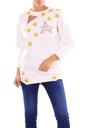 COTTON SWEATSHIRT G!NA | Sweatshirts | GI706FW02100