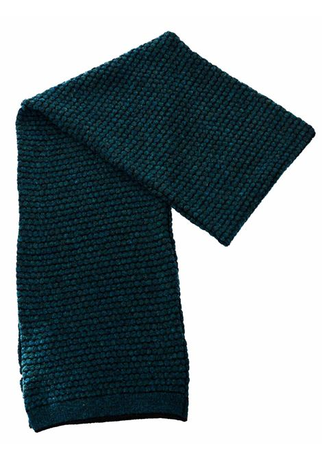 OIL SCARF IN MIXED WOOL AND NYLON KANGRA | Scarfs | 40112403