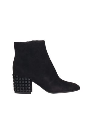 BOOTS SUEDE KENDALL+KYLIE | Ankle Boots | KKBLYTHE/01NERO