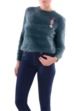 SWEATER IN ANGORA L'EDITION | Sweaters | LE0311R70428