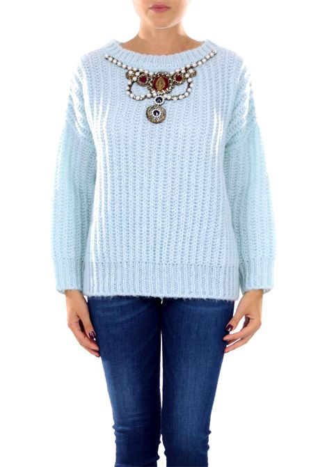 SWEATER MOHAIR L'EDITION | Sweaters | LE0343R40429