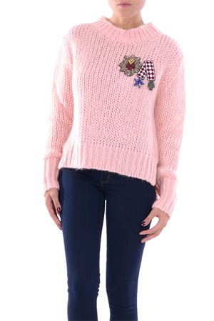 SWEATER MIXED MOHAIR L'EDITION | Sweaters | LE0345R180023