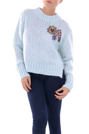 SWEATER MIXED MOHAIR L'EDITION | Sweaters | LE0345R180429
