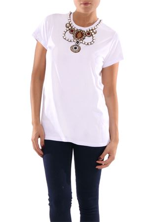 T-SHIRT WITH APPLICATION L'EDITION | T-shirt | LE0379R40001