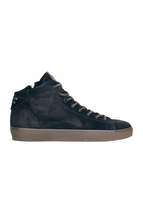 SNEAKERS IN SUEDE LEATHER CROWN   Scarpe   M133SUEDE4