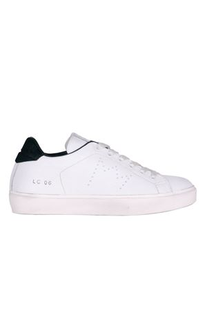 SNEAKERS IN PELLE LEATHER CROWN | Sneakers | WLC06CERVO/PONYBIANCO