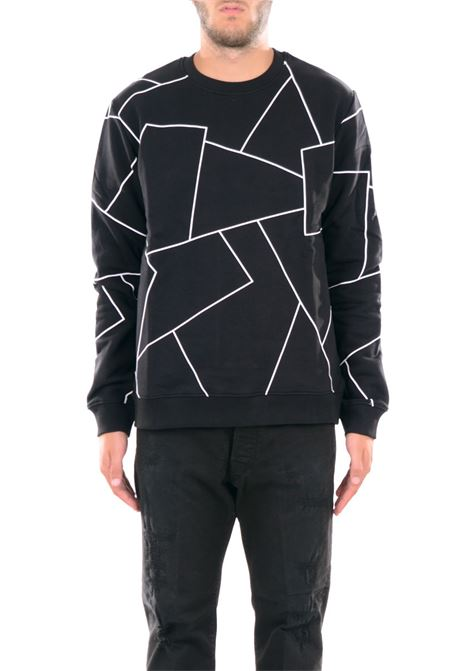 COTTON SWEATSHIRT LES HOMMES | Sweatshirts | URD850PUD854A9001