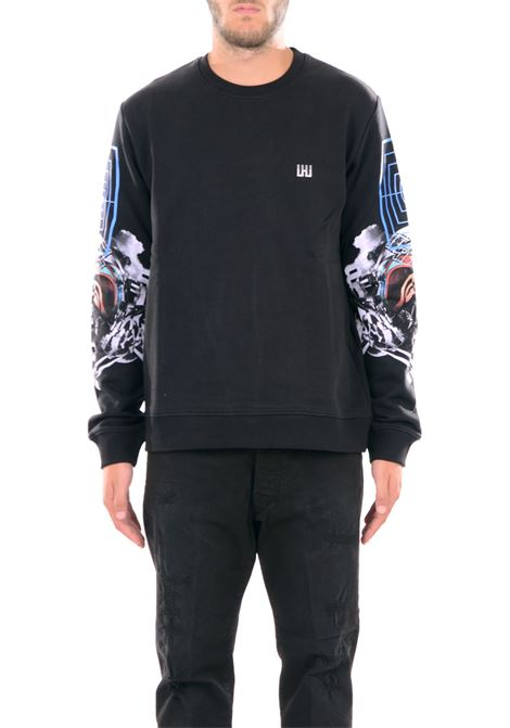 COTTON SWEATSHIRT LES HOMMES | Sweatshirts | URD850PUD8579135