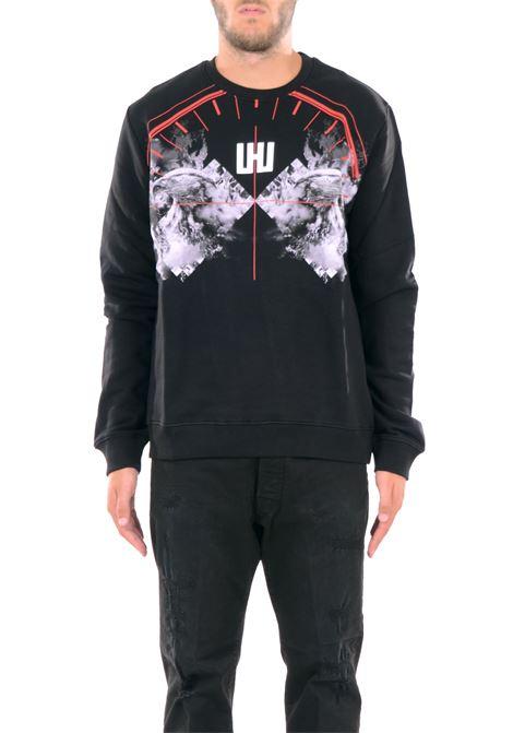 COTTON SWEATSHIRT LES HOMMES | Sweatshirts | URD850PUD862D9015