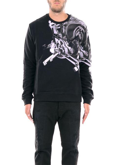 COTTON SWEATSHIRT LES HOMMES | Sweatshirts | URD850PUD8649001