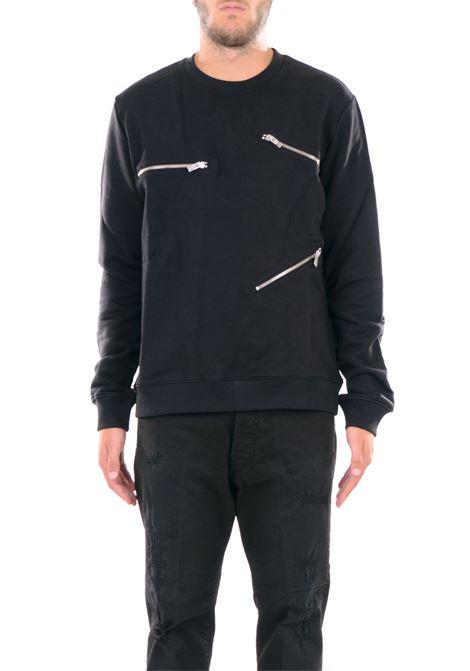 COTTON SWEATSHIRT LES HOMMES | Sweatshirts | URD853UD8509000